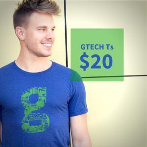 GTECH t-shirt Image