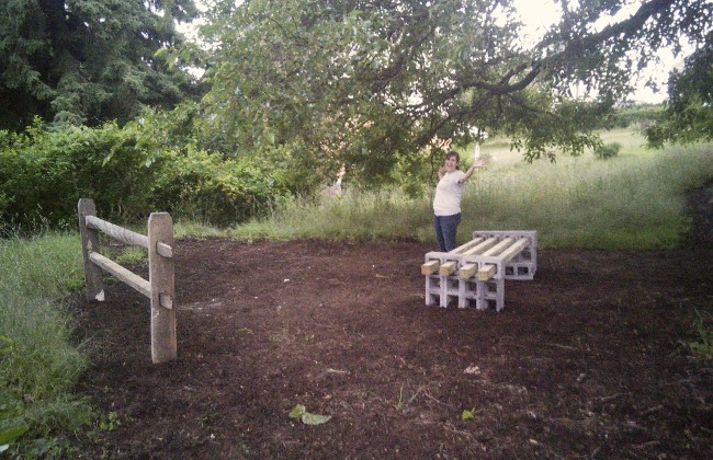 Nicole Biggs Hillside Garden