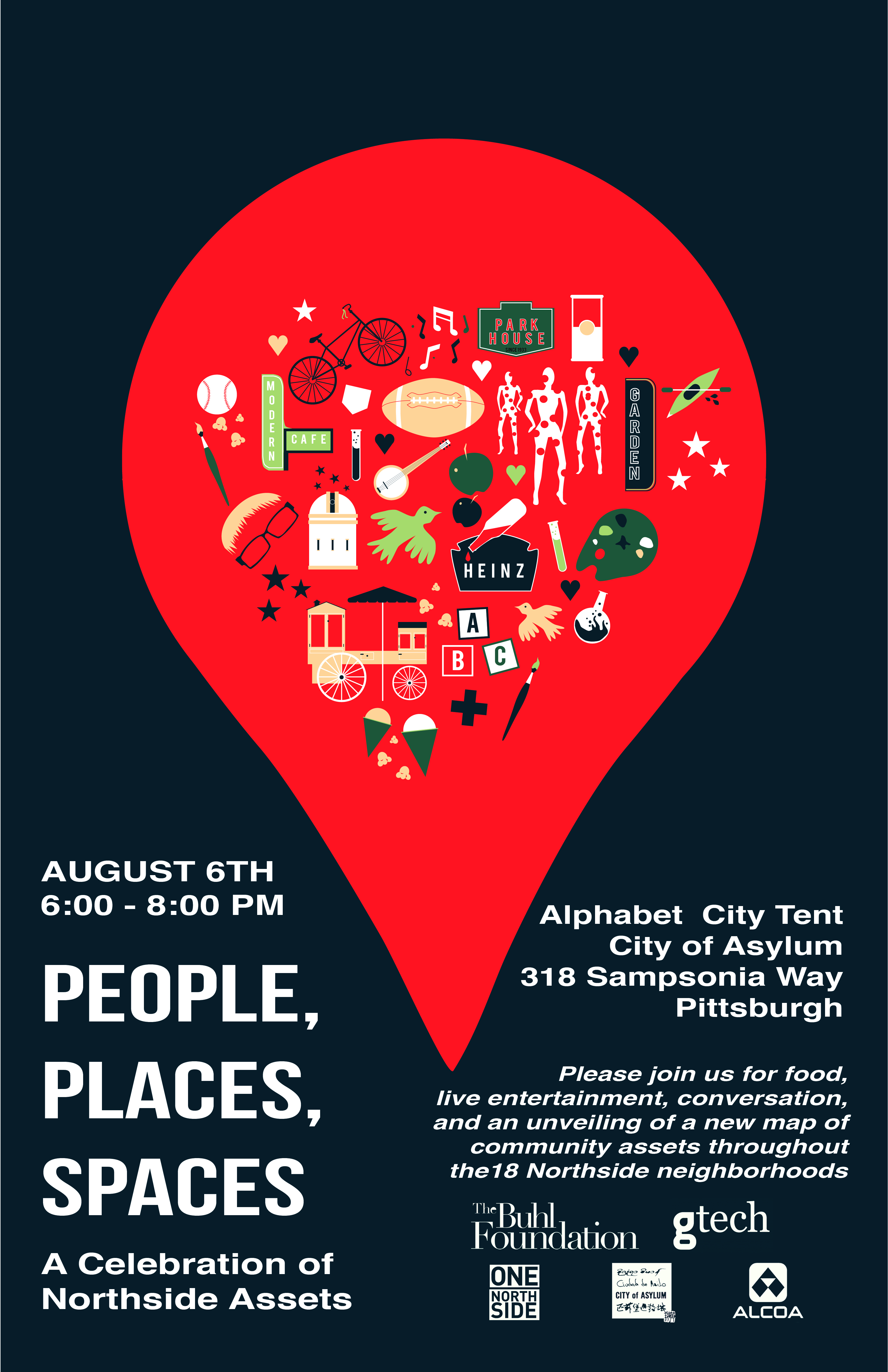 People, Places, Spaces Poster (7)